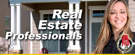 Real Estate Professionals trust A-Pro Olympia home inspection because our service is guaranteed